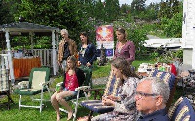 Bilder fra Åpen Dag